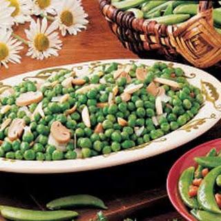Peas Amandine Recipe