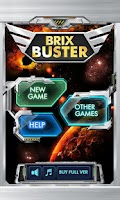 Screenshot of Brix Buster Free