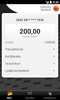 Screenshot of Tidaholms Sparbank
