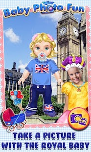 Royal Baby Photo Fun Dress Up
