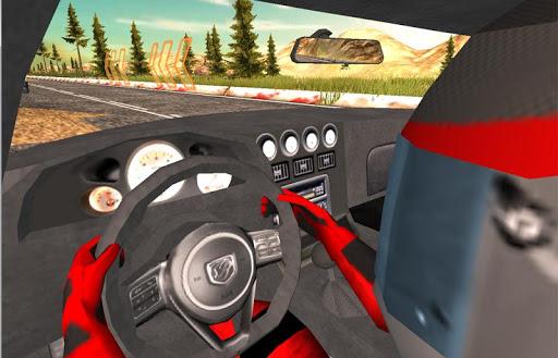 汽车:交通赛车(3D)|玩賽車遊戲App免費|玩APPs