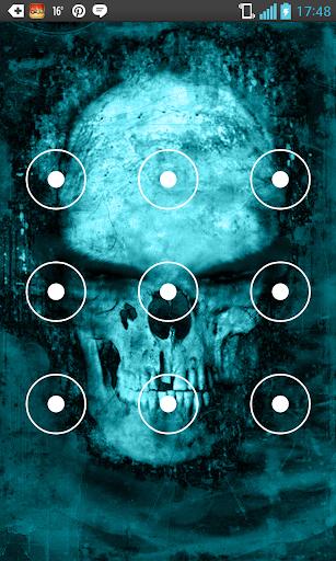玩免費生活APP|下載骷髏頭圖案鎖屏 app不用錢|硬是要APP