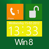 Windows 8 lockscreen Go Locker