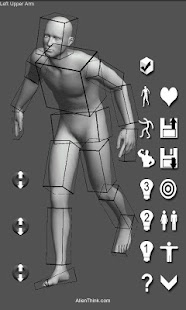 Pose Tool 3D - screenshot thumbnail