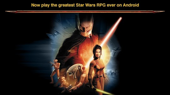 Knights of the Old Republic v1.0.6 Mod APK+OBB 1