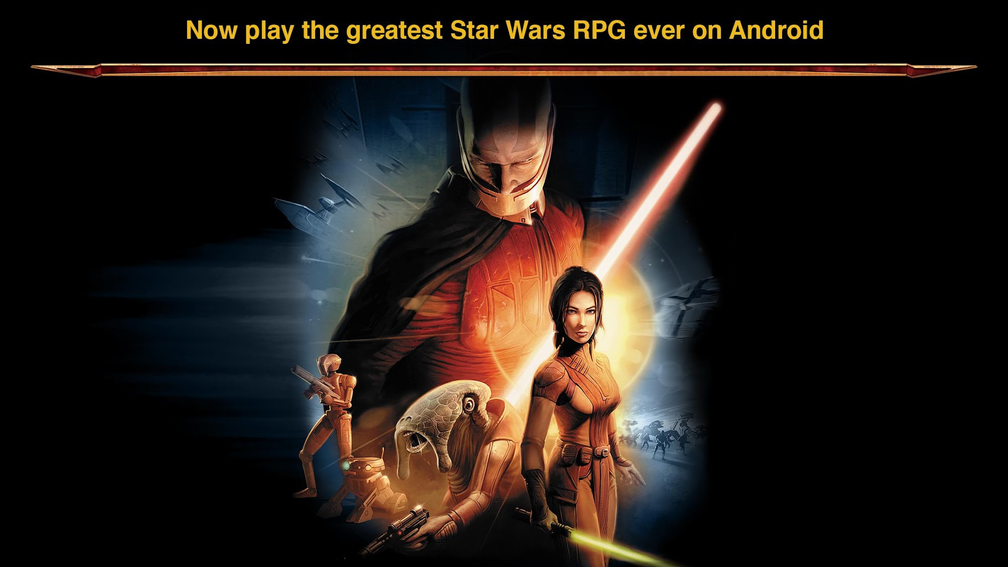 Star Wars™: KOTOR screenshot #1
