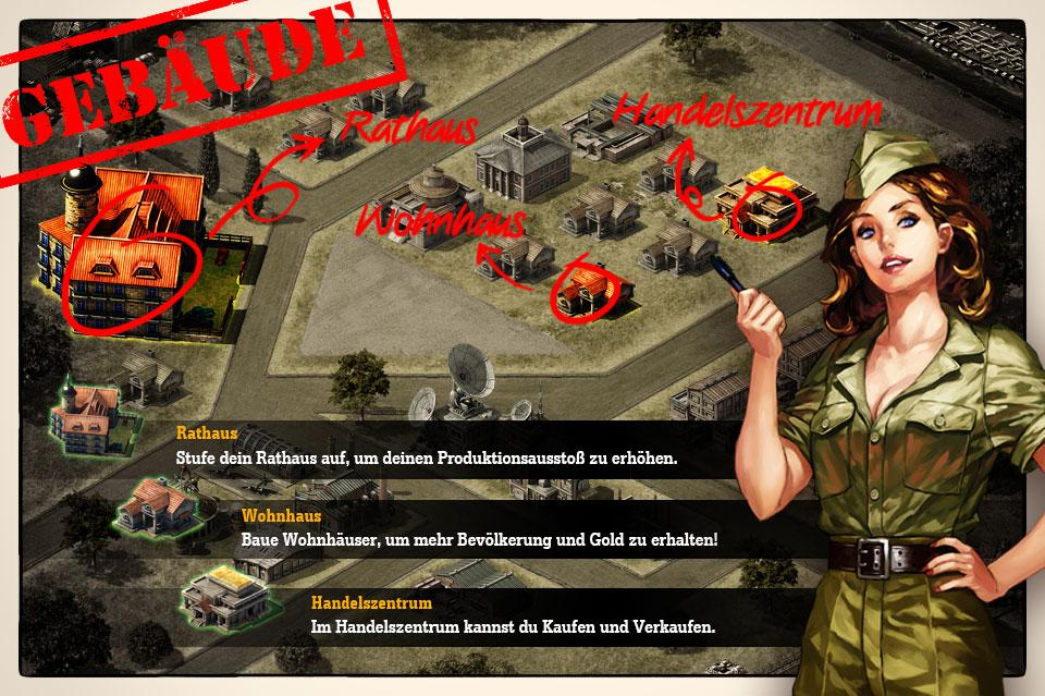 War 2 Glory (DE)- screenshot