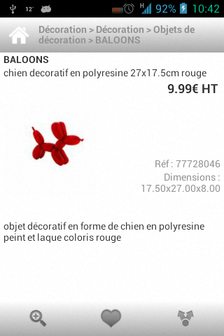 FLY, Meubles et Décoration - screenshot