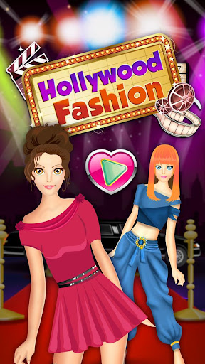 Hollywood Fashion Design