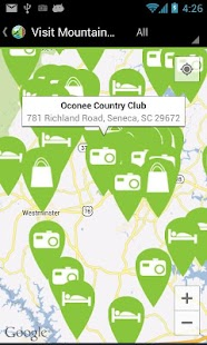 Discover Oconee County SC- screenshot thumbnail