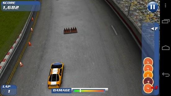Sunkist Speedway - screenshot thumbnail
