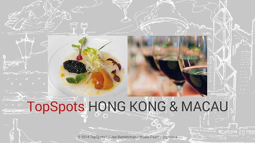 TopSpots Hong Kong Macau