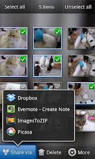 ImagesToZIP- screenshot thumbnail