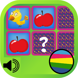 Match Cards Kids Game – Voice for PC and MAC