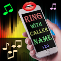 Ringtones With Caller Name icon