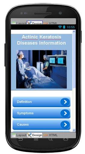 Actinic Keratosis Information