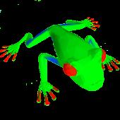 Jumpy Frog 3D