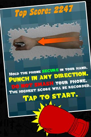 Punch Power - screenshot