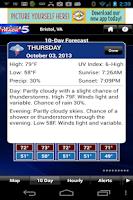 Screenshot of StormTrack 5