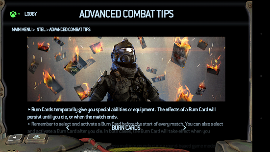 Titanfall™ Companion App Screenshot 1