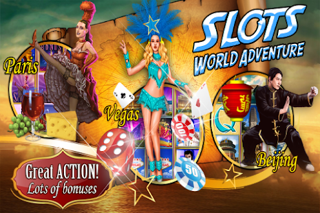 Slot Machines - FREE! - screenshot thumbnail