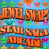 Jewel Swap! Star Saga Arcade