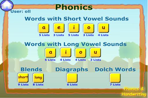 【免費教育App】Phonics Writing Spellings Free-APP點子