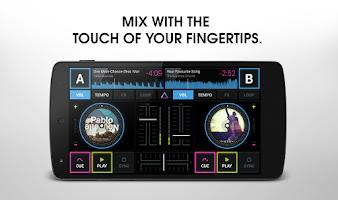 Screenshot of Apollo - the DJ app