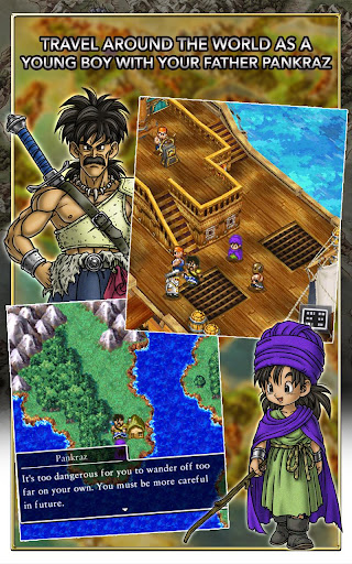 DRAGON QUEST V  screenshots 12