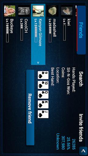 Texas Holdem Poker 4.7.0 screenshots 4
