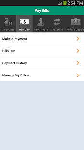 Citizens Bank Mobile Banking Screenshot 4