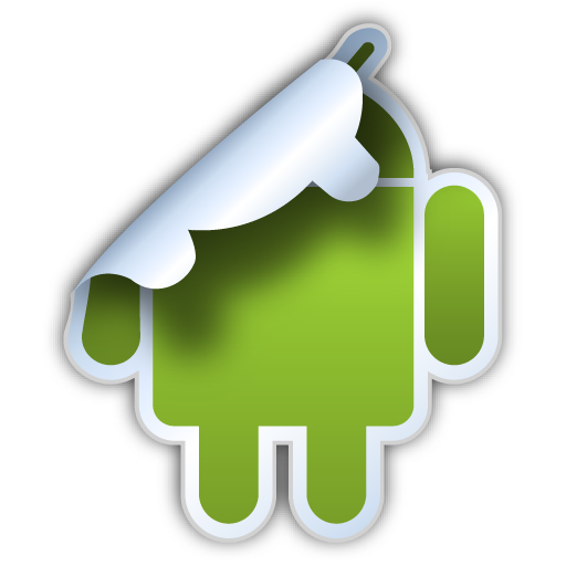 how to delete icons on android