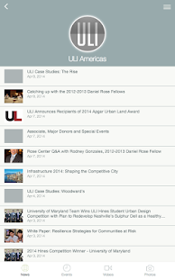ULI Access- screenshot thumbnail
