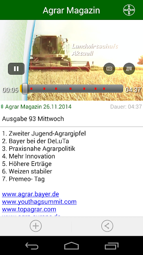 新聞必備APP下載|Agrar TV 好玩app不花錢|綠色工廠好玩App