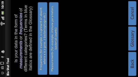 BioStat Decision Tool 教育 App-癮科技App