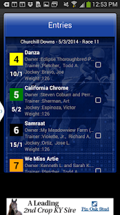 Horse Races Now- screenshot thumbnail