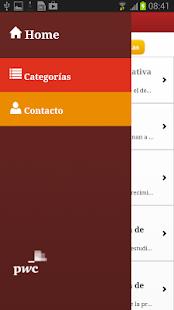 PwC VE: miniatura de captura de pantalla
