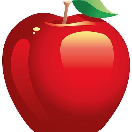 Cutting apples version 2