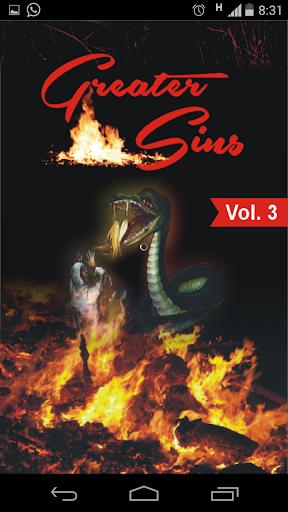 Greater Sins Vol. 3