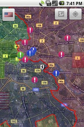 The Wall - Berlin Wall live - screenshot