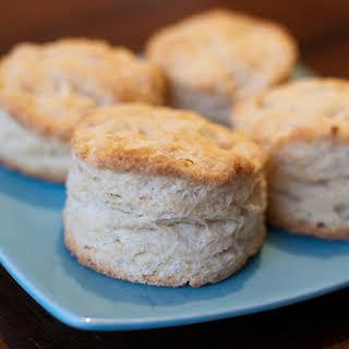 Fluffy Buttermilk Biscuits.