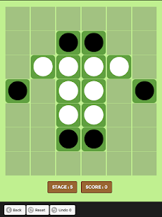 Slide Reversi Screenshot 4