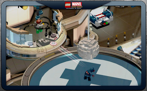 LEGO ® Marvel Super Heroes  screenshots 14
