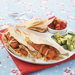 Fish Stick Tacos.