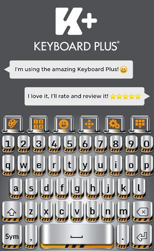 锁键盘主题