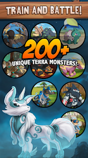 1 Terra Monsters 2 App screenshot