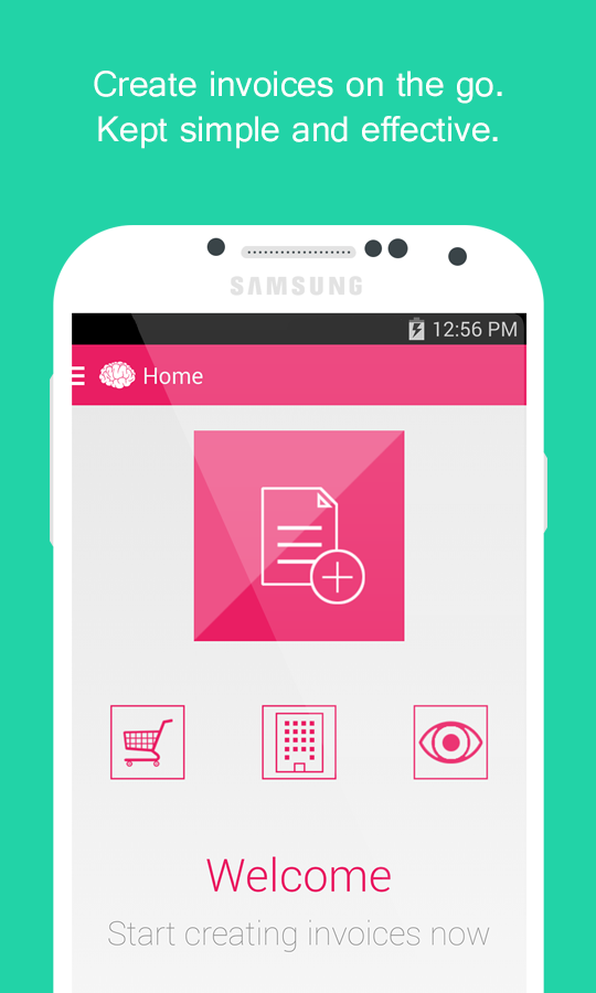 smart invoice create - photo #12