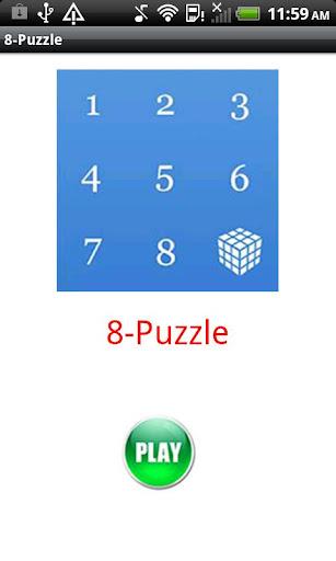 Simple Puzzle Game