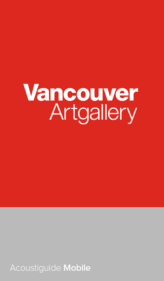 Vancouver Art Gallery - screenshot