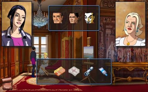 Broken Sword: Director's Cut Screenshot